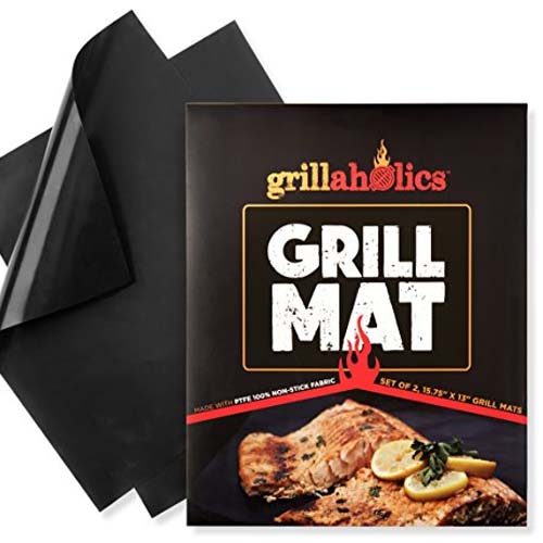 grillaholics bbq mat