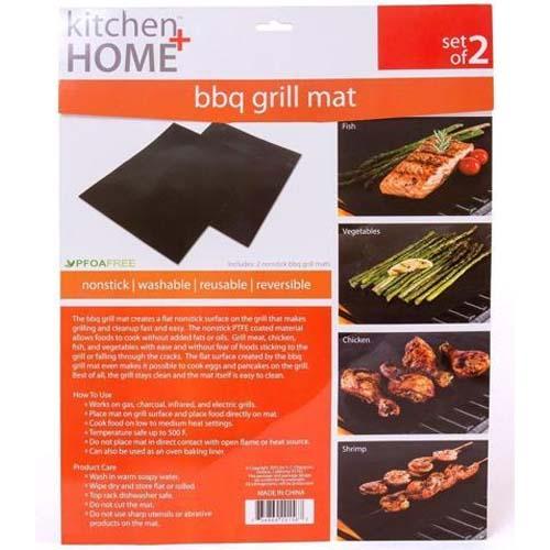 kitchen + home bbq mat