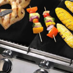 how to use grill mat