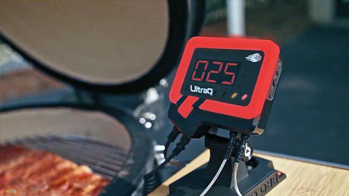bbq temperature controller